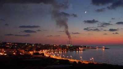 هجوم على مصفاة بانياس السورية