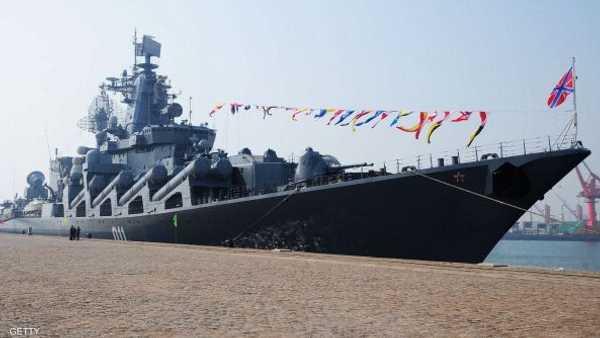 روسيا ترسل سفنا لسوريا لإجلاء رعاياها