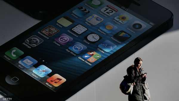 الهواتف الذكية ,   حرب الهواتف الذكية ,   آيفون ,   آيفون 5 ,   هاتف الآيفون 5