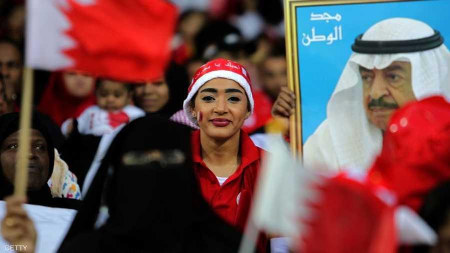 نساء من مختلف الأوساط الاجتماعية هتفن لفريق بلادهم