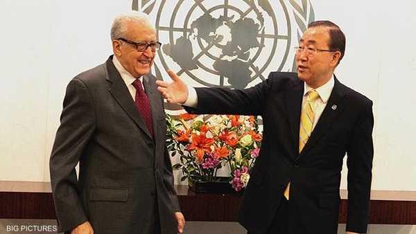 الأمم المتحدة ,  مقر الأمم المتحدة ,  جنيف 2 ,  بان كي مون ,  جنيف