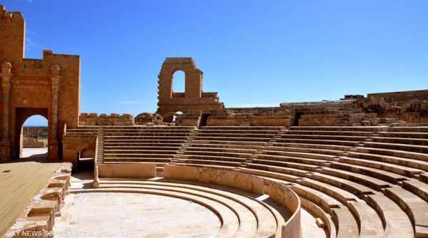 المسرح الكبير لم يستغل حتى الآن، لكن الخطط المستقبلية تستشرف تنظيم حفلات واستضافة مهرجانات لتشجيع السياحة.