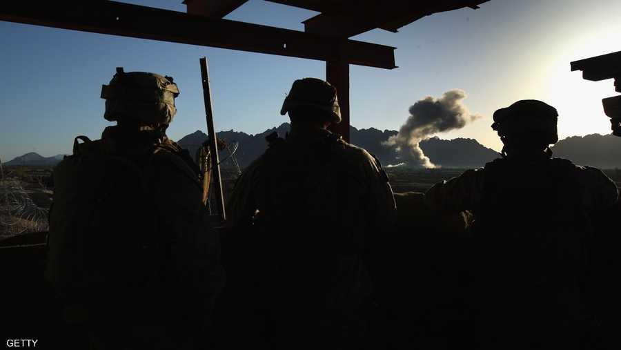 ووحدها مراقبة إصابة الهدف عن بعد تطمئن الجنود بنجاح مهمة الاستهداف