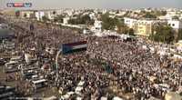 الآلاف يتظاهرون في عدن رفضا للحوار الوطني