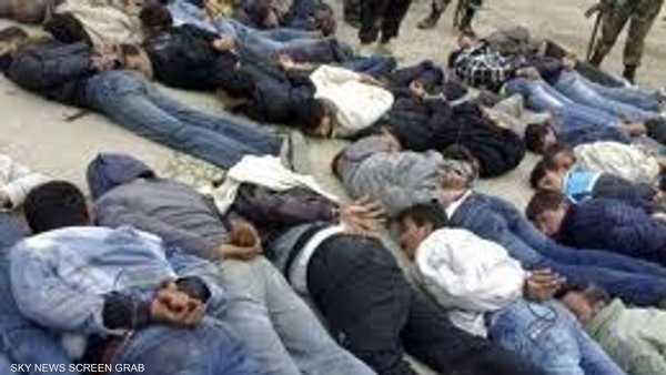 اعتقالات في قرية البيضا ببانياس - أرشيفية