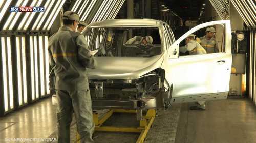 تمكن مصنع سيارات رينو الفرنسية من إنتاج 50 ألف سيارة اقتصادية