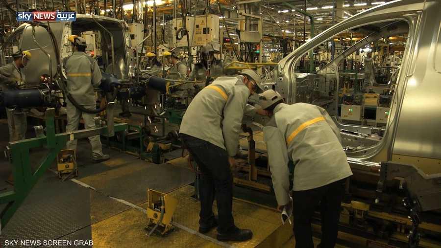 من المتوقع تشغيل خط إنتاج ثان في وقت لاحق من العام الجاري