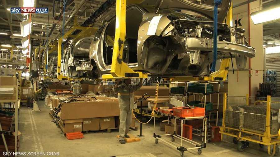 توجه نسبة كبيرة من إنتاج المصنع للتصدير الخارجي