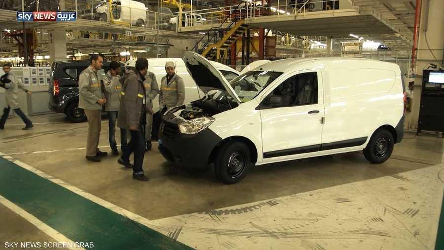 تسعى الحكومة المغربية إلى استقطاب كبرى شركات تصنيع السيارات