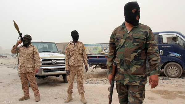 عالمي ليبيا.. قتلى باشتباكات بنغازي 1-261862.jpg