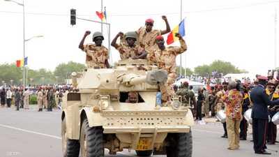 قوات تشادية تدخل نيجيريا لمكافحة الإرهاب