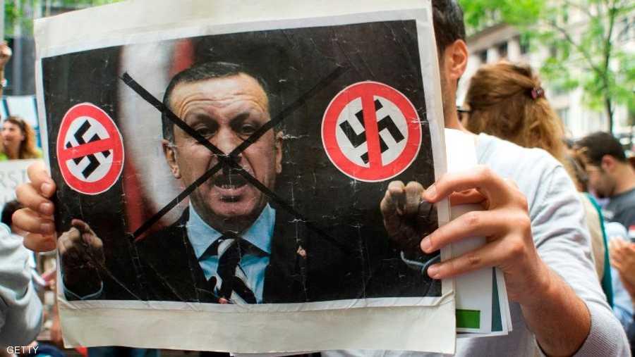 ومعارضو أردوغان لا يريدون العودة إلى الوراء.