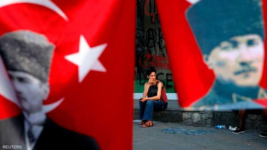 فأتاتورك هو رمز الأمة التركية الحديثة.