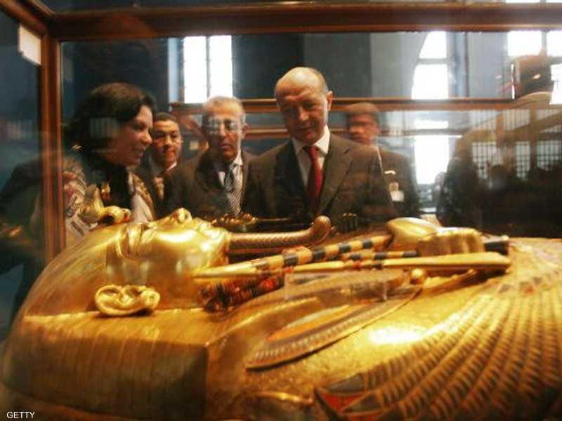 آثار فرعونية في مصر