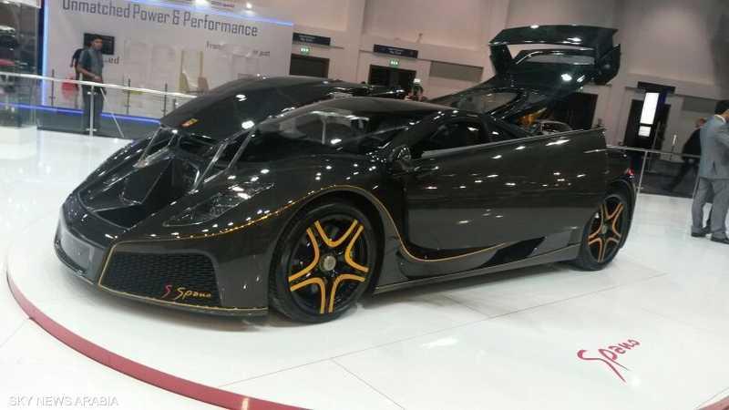 أحدث سيارات العالم في دبي أخبار سكاي نيوز عربية