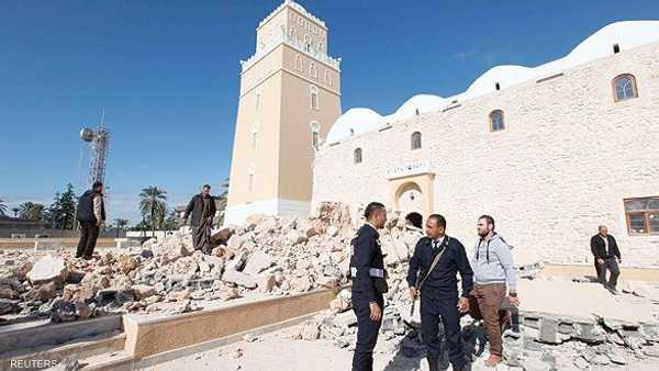اليونسكو ,  ليبيا ,  مراد أغا ,  طرابلس