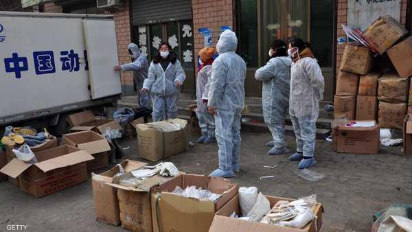 حالات إصابة جديدة بفيروس إنفلونزا