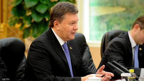 """عالمي البرلمان الأوكراني """"يعزل"""" الرئيس 1-547188.jpg"""