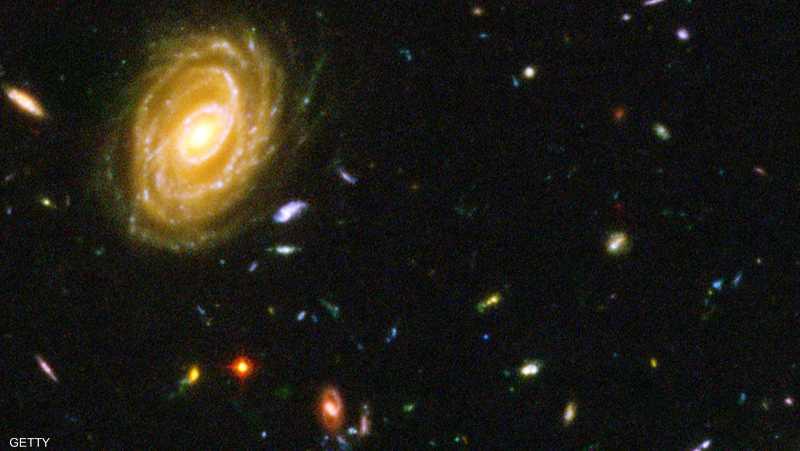 اقدم الكون