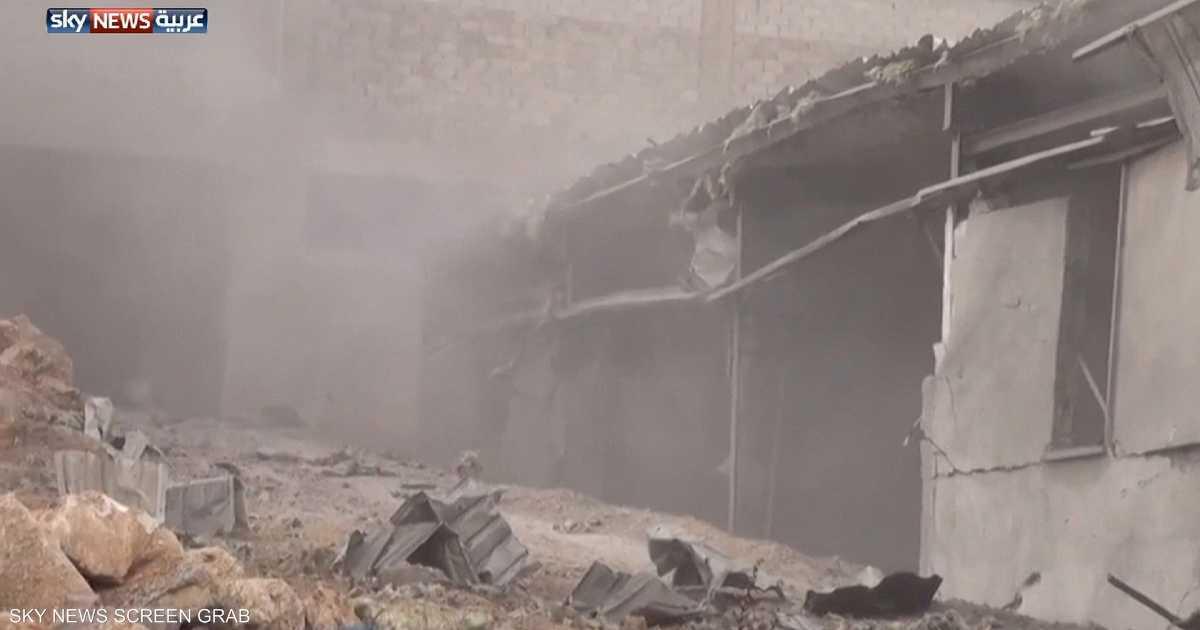 اليرموك.. توقف المساعدات بعد تجدد القتال