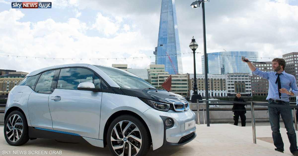 مشروع لتأجير سيارات كهربائية في لندن