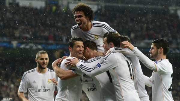 ريال مدريد ,  أبطال أوروبا ,  بوروسيا دورتموند ,  يوروبا ليغ ,  الدوري الأوروبي