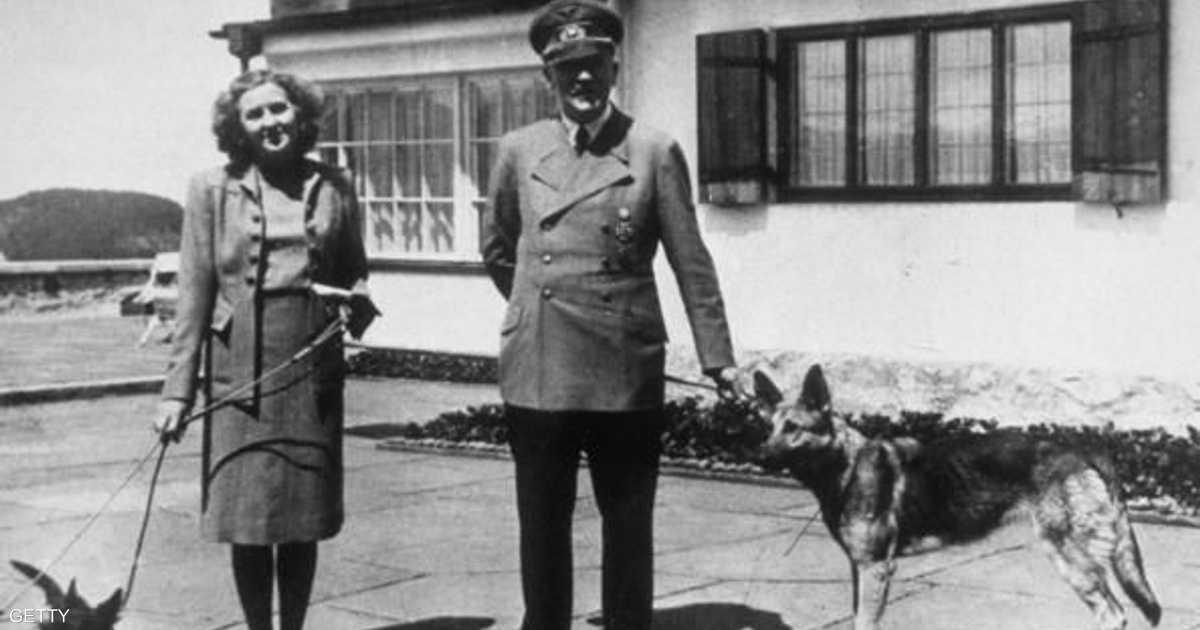 وثائقي: زوجة هتلر من أصول يهودية