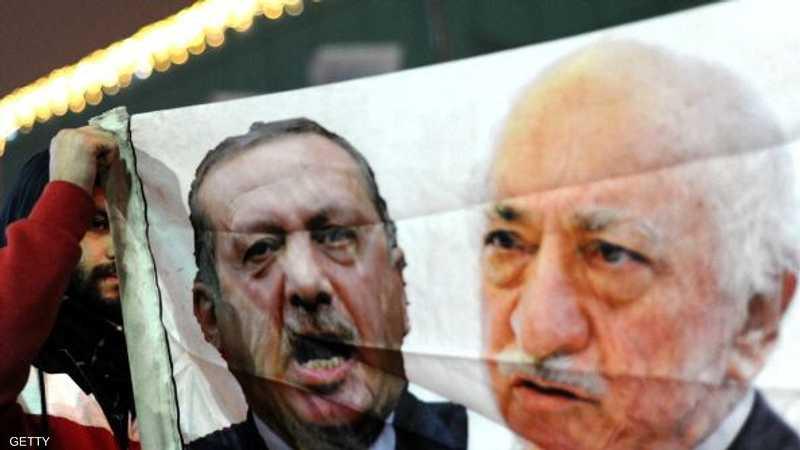 """غولن: تعامل نظام أردوغان مع مصر """"غريب"""""""