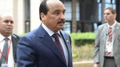 """توجيه تهم """"الفساد وغسيل الأموال"""" للرئيس الموريتاني السابق"""