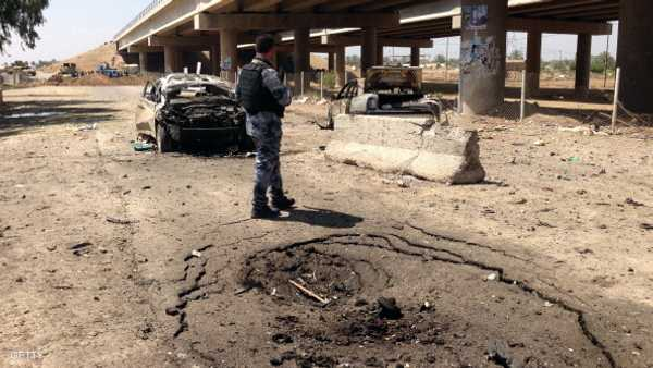العراق وسوريا ,   الأنبار ,   سعد معن ,   العراق