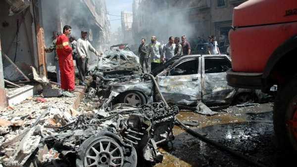 الحرب في سوريا ,   القصف بغاز الكلور ,   حلب ,   حمص ,   اللاذقية