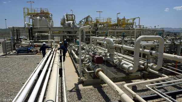 خام برنت ,   الخام الأميركي ,   النفط الليبي ,   ليبيا ,   النفط ,   أسعار النفط ,   روسيا ,   أوكرانيا ,   العقوبات الأميركية ,   الأزمة الأوكرانية