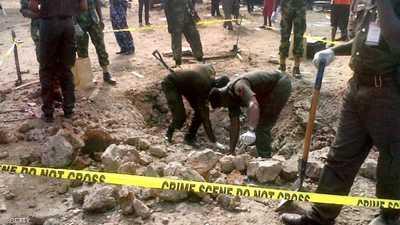 """نيجيريا تعتقل """"مدبر"""" تفجيرات أبوجا في 2015"""
