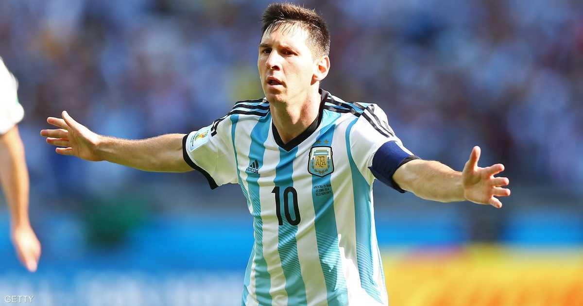 الأرجنتين لدور الـ16 بهدف قاتل من ميسي