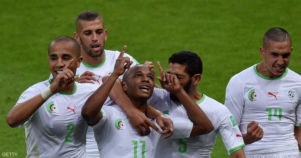 بالأربعة.. الجزائر تحقق فوزا تاريخيا على كوريا