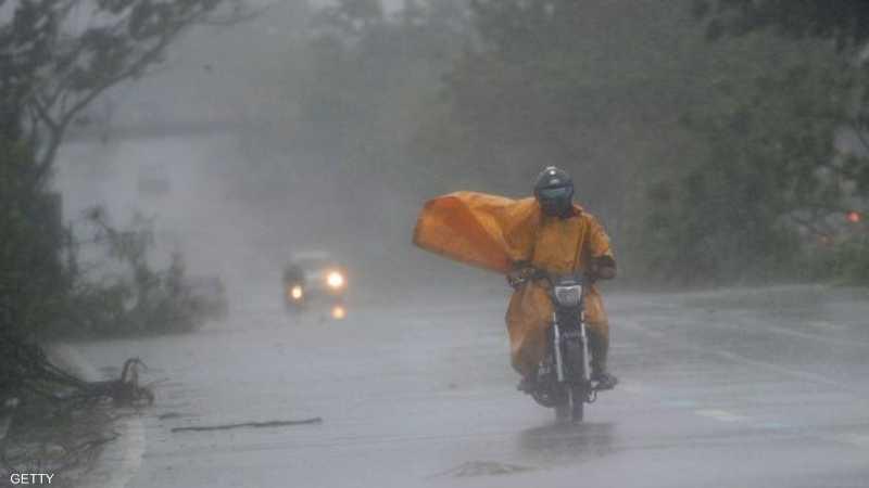 رماسون أقوى إعصار يضرب الفلبين هذا العام