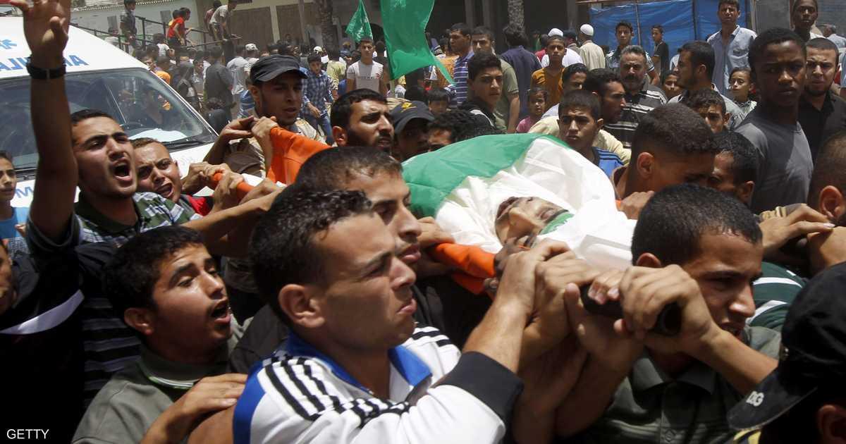 قتلى باستمرار القصف الإسرائيلي على غزة