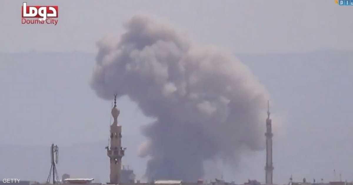 قتلى بقصف على درعا وريف دمشق وحلب