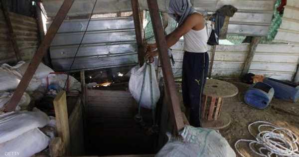 مصر تدمر 67 نفقا مع غزة في شهرين   أخبار سكاي نيوز عربية