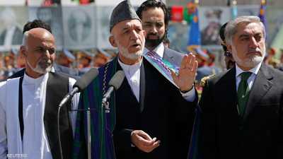 "صراع غني وعبدالله يكلف أفغانستان ""مليار دولار"""