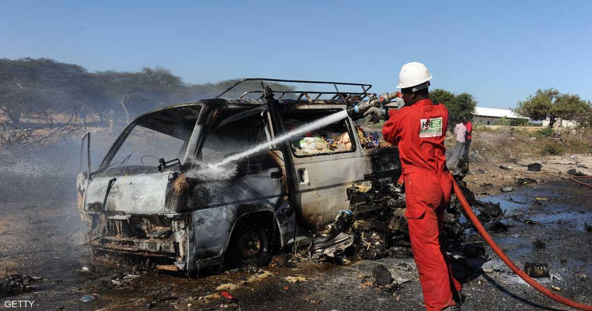 خمسة قتلى هجوم انتحاري استهدف 1-686862.jpg