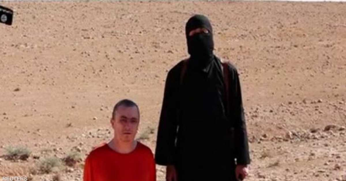 """رهينة سابق بيد داعش يصف """"الإيهام بالإعدام"""""""