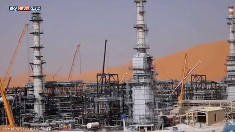 Compagnie pétrolière algérienne Sonatrach