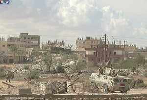 الجيش المصري يواصل عملياته في سيناء - أخبار سكاي نيوز عربية