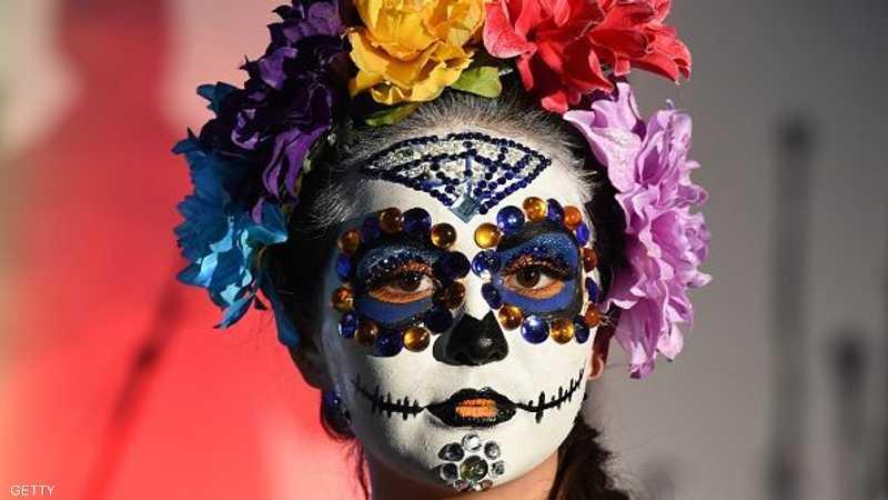 يعتقد المكسيكيون أن أرواح الأطفال الموتى تعود للأرض في الأول من نوفمبر