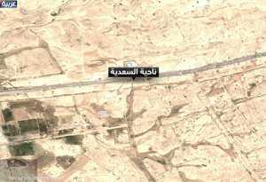 جيش العراق يستعيد ناحية السعدية من  داعش  - أخبار سكاي نيوز عربية
