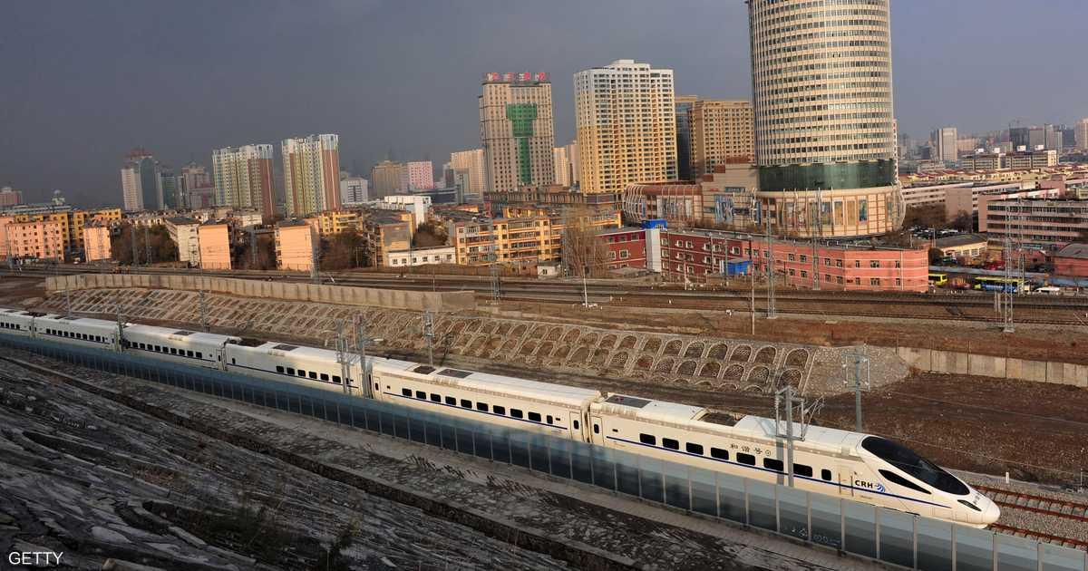 دراسة جدوى لقطار سريع يربط الهند بالصين