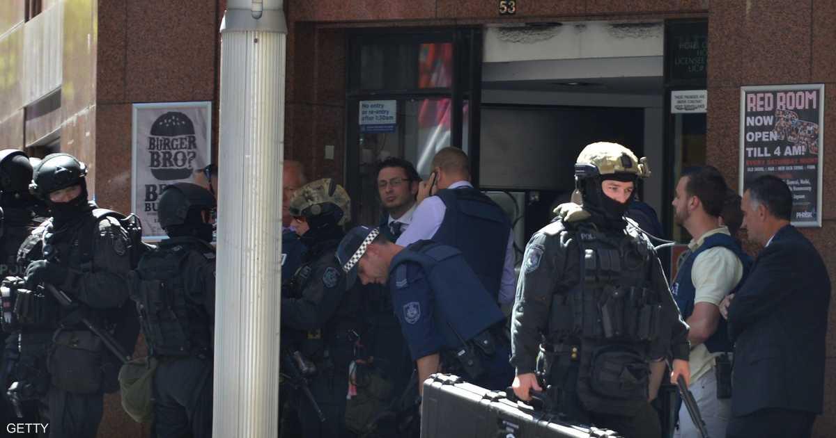 احتجاز رهائن في سيدني والشرطة تحاصر المكان