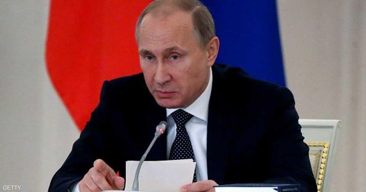 بوتن يلغي العطلة الحكومية بأعياد الميلاد