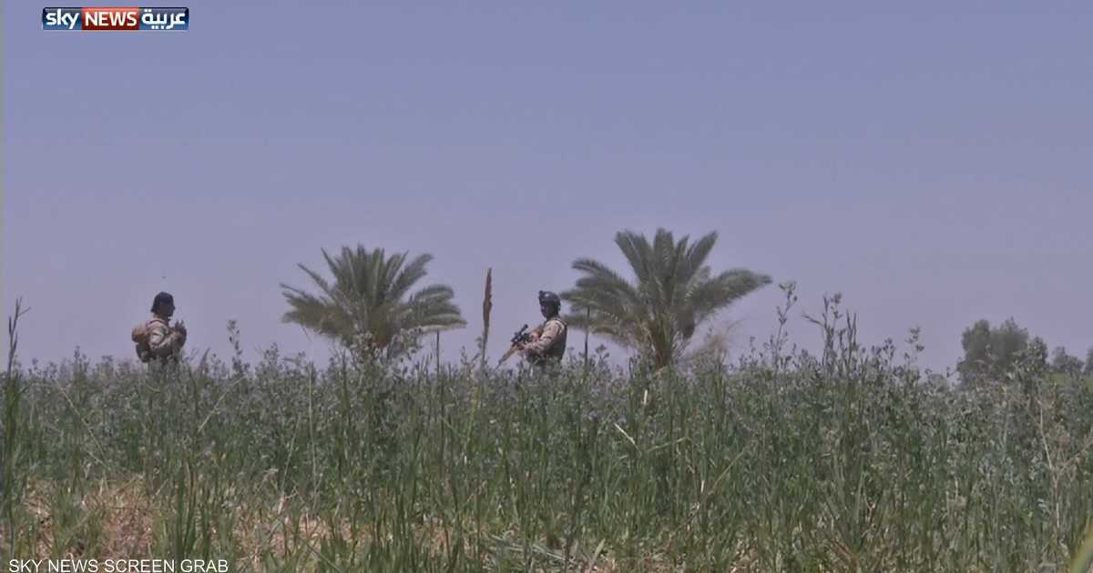 تقدم للقوات العراقية بمحافظة صلاح الدين